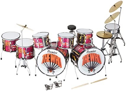 Amazon Com Axe Heaven Km Drum 1 Keith Moon Pictures Of Lily Tribute