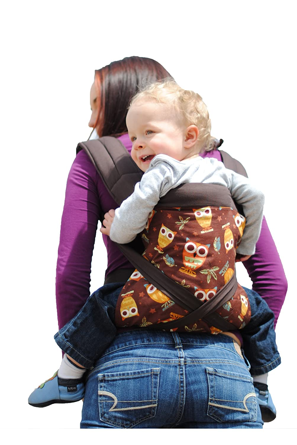 TogetherBe Free Hand Mei Tai Baby Carrier - Eleanor