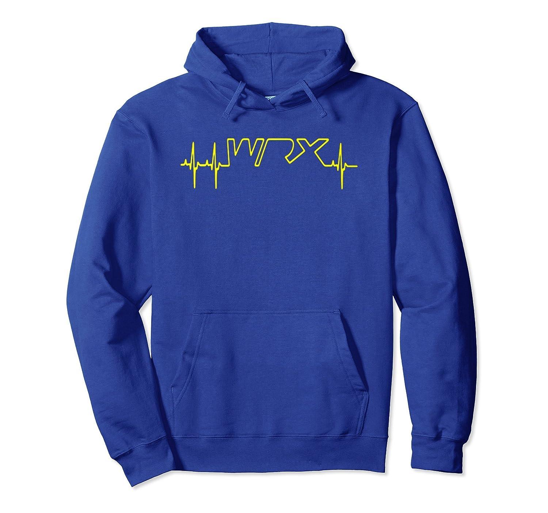 WRX Heartbeat T shirts, WRX shirts for men women long hoodie-TH