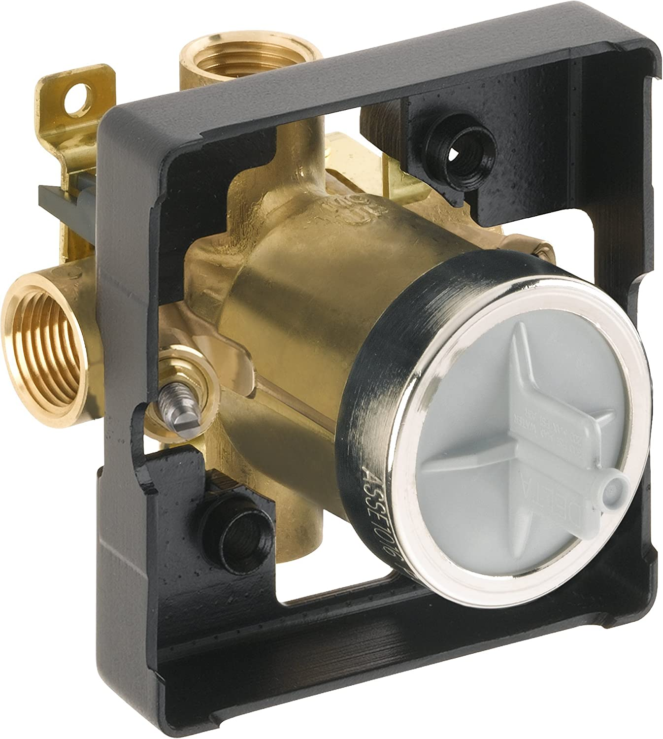 Delta Faucet R10000-IPWS MultiChoice R Universal Tub and Shower Valve Body