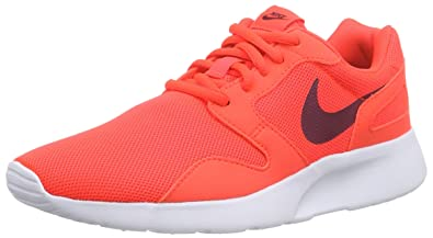 check out 4c9ba 07a7e Nike Kaishi Run, Women s Low-Top Sneakers, Bright Crimson Deep Garnet
