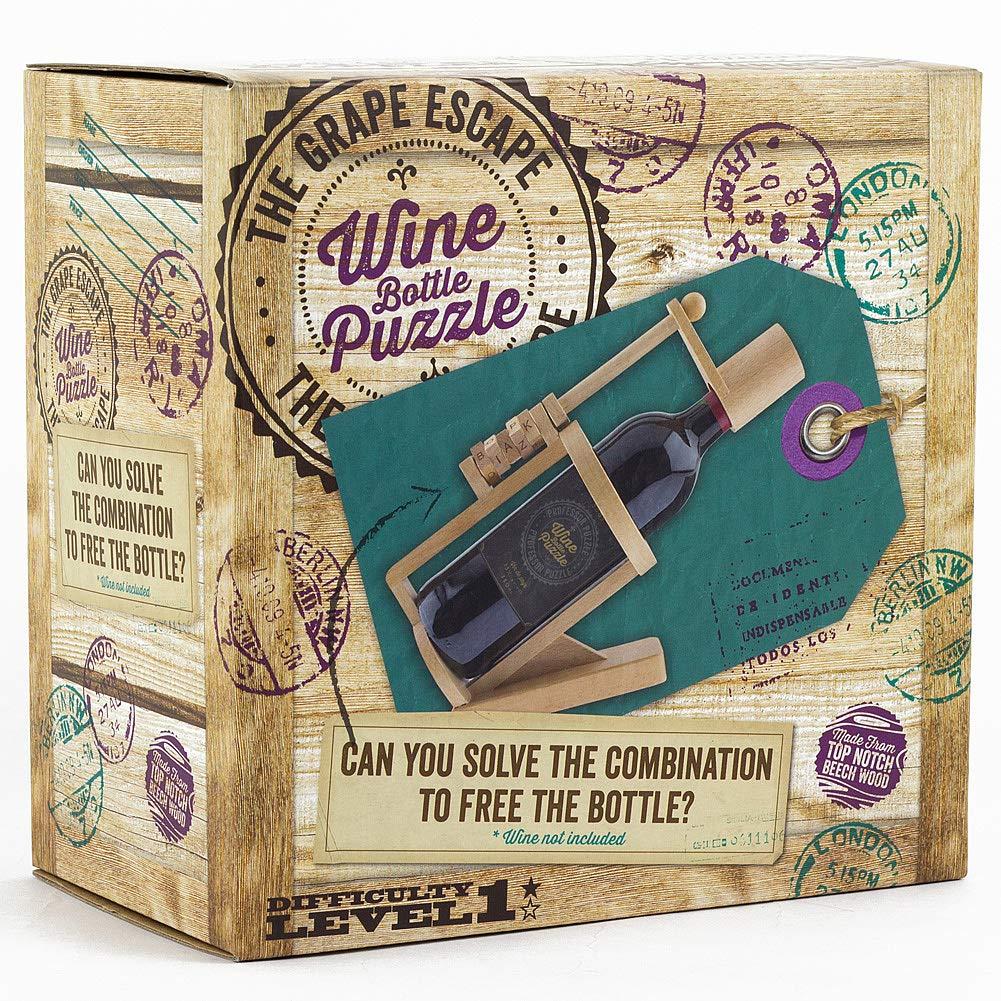 Professor Puzzle The Grape Escape