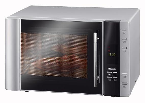 Severin MW 7803 - Horno microondas con grill y aire caliente, 900 ...