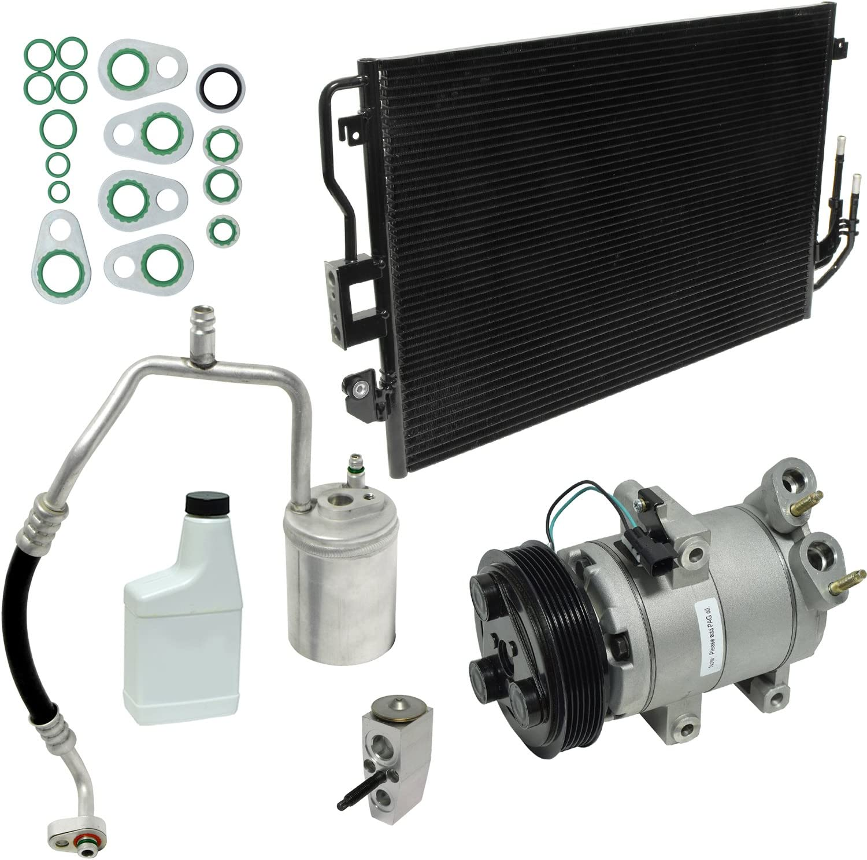 UAC KT 5028B A//C Compressor and Component Kit