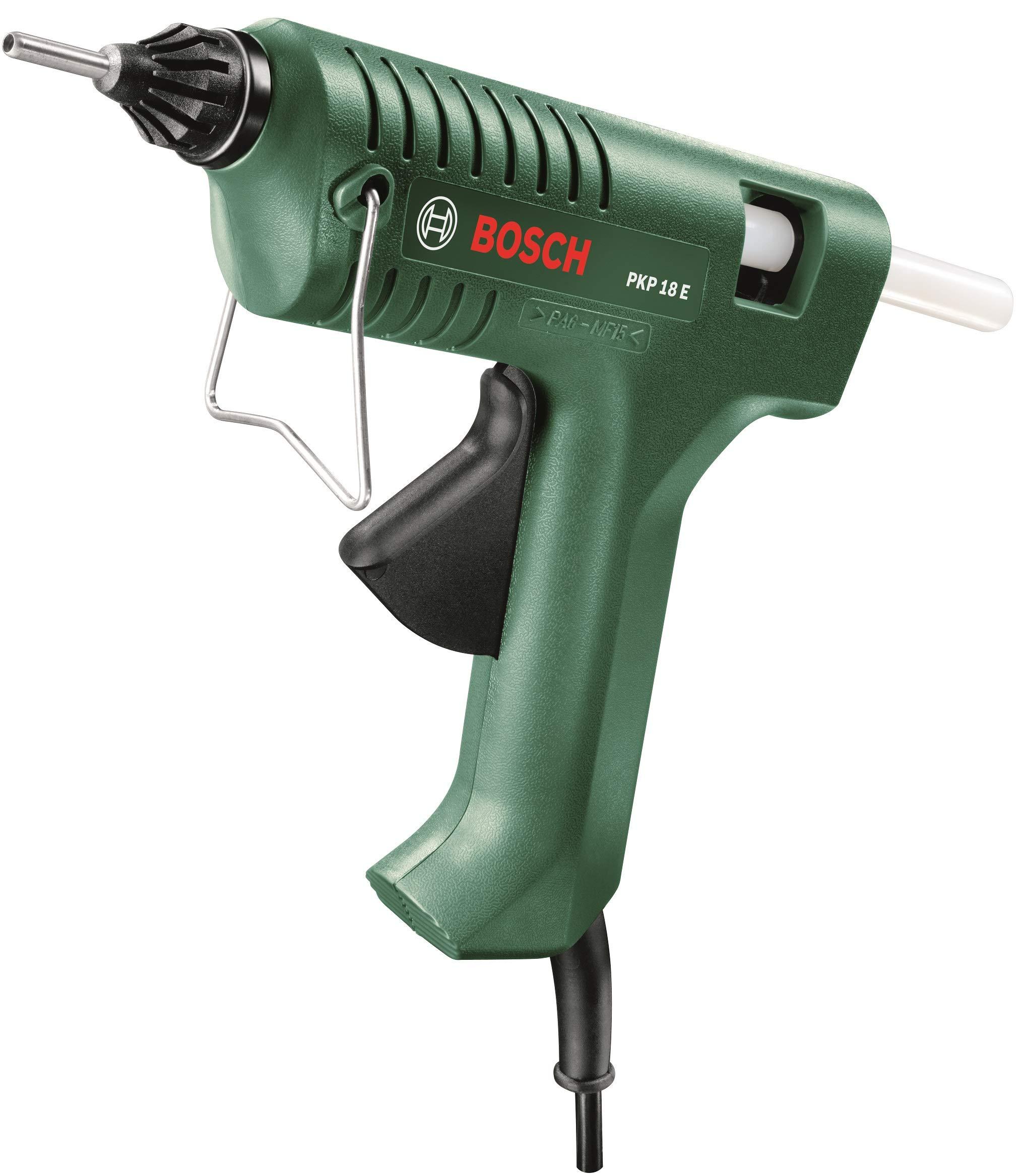 Bosch 0603264503 Pkp 18-E Pistola Incollatrice, 200 W, Nero/Verde product image
