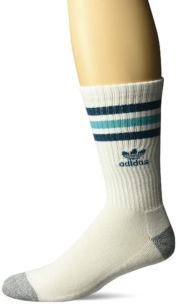 adidas Originals - Calcetines para hombre, diseño de rodillo - 103349, 6-12