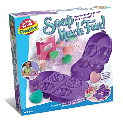 Small World Toys Creative - Soap Much Fun Craft Kit: Toys & Games