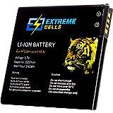 Extrêmement ecells® Batterie pour HTC Sensation 4G XE EVO 3D Radar Pyramid Shooter remplace bg58100BA S560Batterie