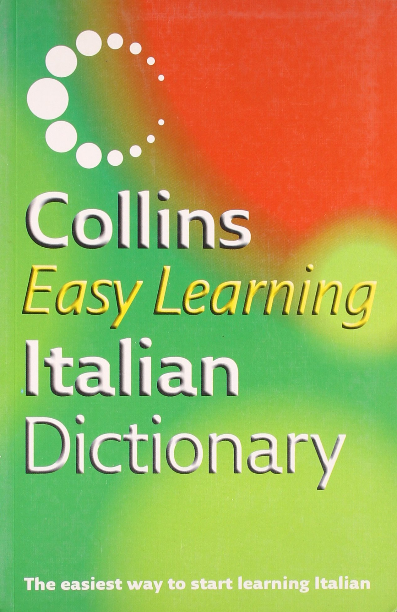 Download Collins Easy Learning Italian Dictionary pdf epub
