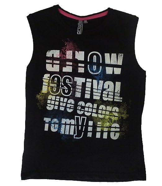 5e234271f losan Opt Junior - Camisetas de Tirantes - para niño 10 años  Amazon.es   Ropa y accesorios