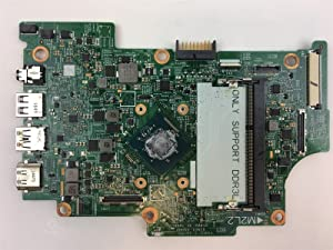 Dell Inspiron 11 3157 3152 Laptop Motherboard W/ N3700 1.6GHz CPU YMX7F 0YMX7F