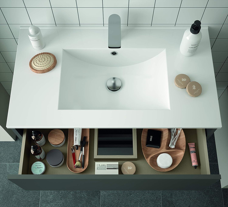 THE LIVING DESIGN FIND YOUR OWN STYLE Conjunto de Mueble de Baño ...