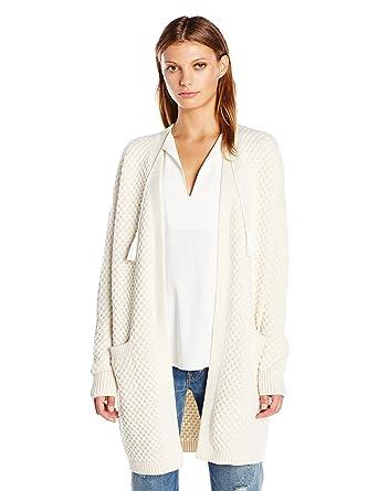 Amazon.com: Vince Women's Honeycomb Cardigan: Clothing