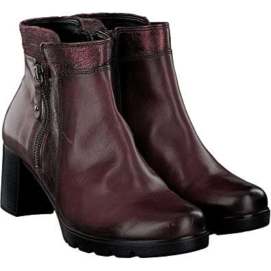 Gabor Stiefelette in Übergrößen Schwarz 55.783.57 große Damenschuhe   Amazon.de  Schuhe   Handtaschen 01323cfb1f