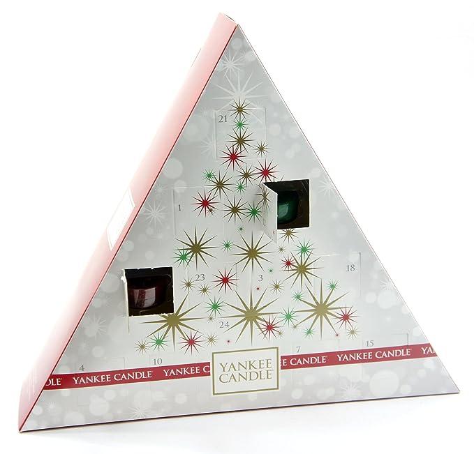 Rare Official Yankee Candle Classic Festive Season Christmas Sparkle Advent Calendar
