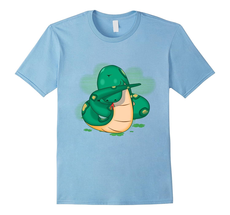 Funny Cute Dabbing Snake Shirt-ANZ