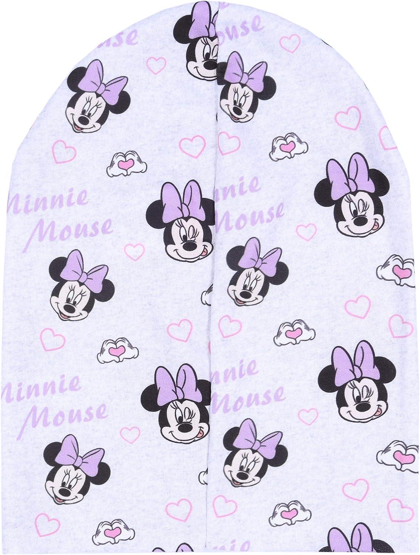 puffetta Minnie Disney Cappello Grigio Melange
