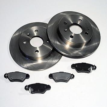 Bremsscheiben//Bremsen Bremsbel/äge hinten