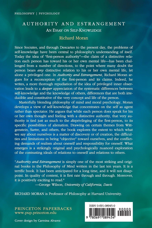 self knowledge essay