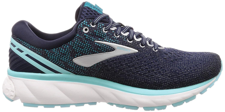 Brooks Women's Ghost 11 B(M) Running Sneakers B077QSH3RH 10.5 B(M) 11 US|Navy/Grey/Blue d8a659