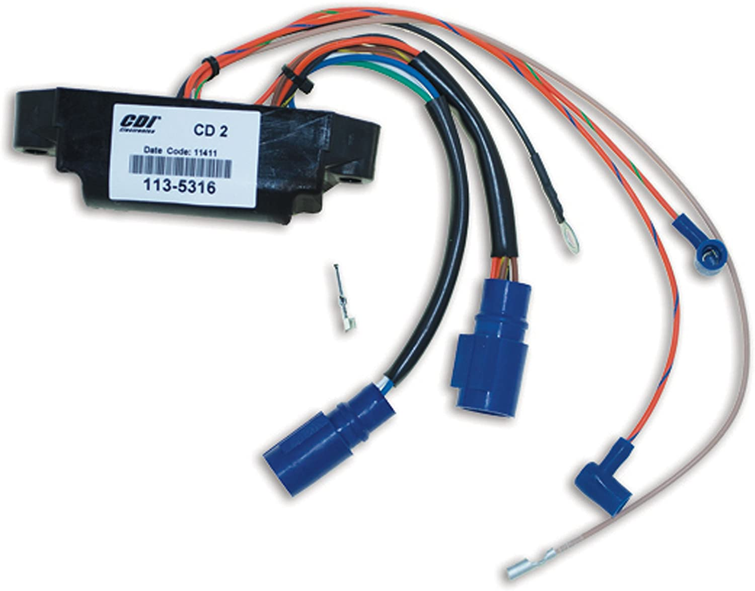 CDI Electronics 113-5316 Johnson/Evinrude Power Pack - 2 Cyl (1992-2005)