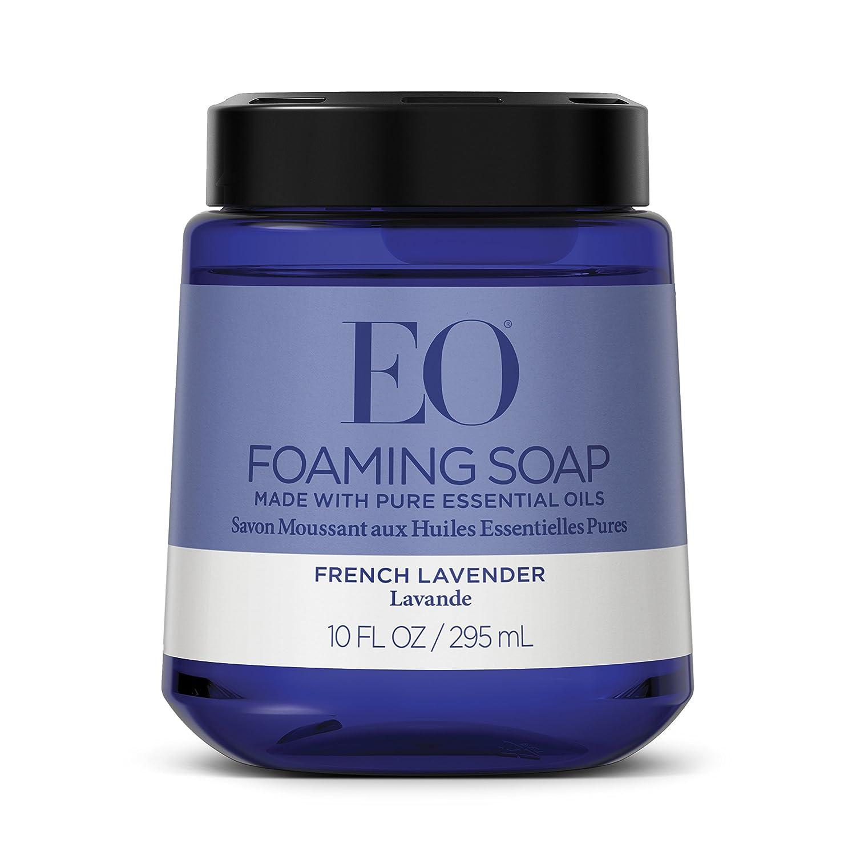 EO French Lavender Foam Hand Soap, 10 Fl. Oz. Foam Cartridge