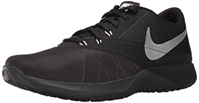 902d1a7aec6 Nike Mens FS LITE Trainer 4 Shoes Anthracite Metallic Silver BLA Size 7