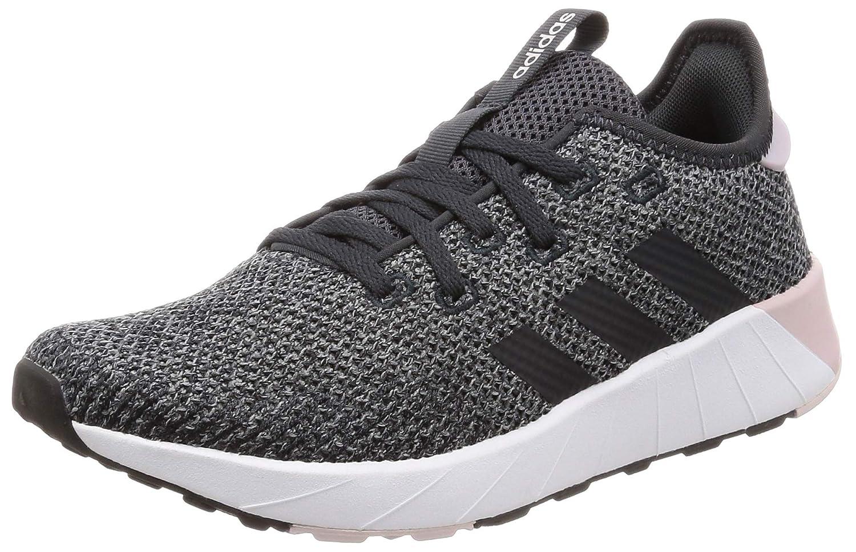 Adidas Damen Questar X BYD Fitnessschuhe Schwarz (Negbás Carbon grau 000) 38 EU
