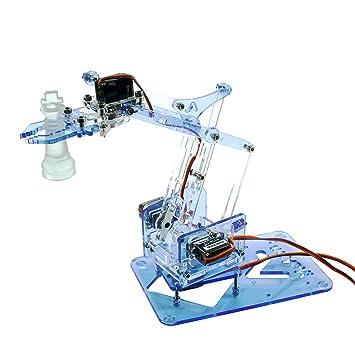 MeArm Pocket Sized Robot Arm: Amazon.co.uk: Computers & Accessories