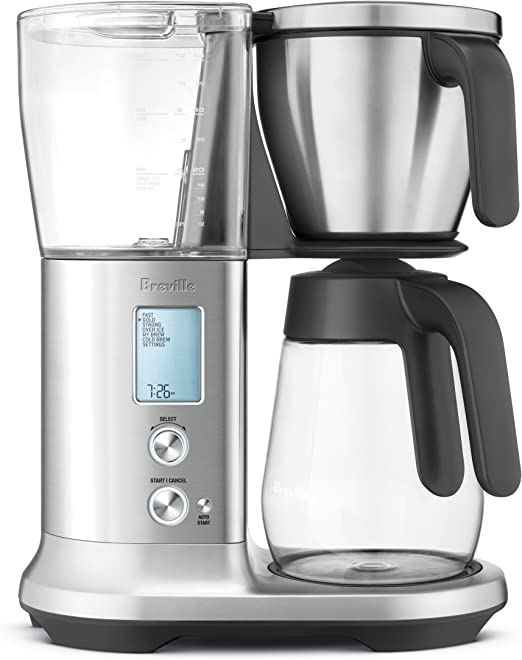 Amazon.com: Breville BDC450BSS Precision Brewer - Cafetera ...