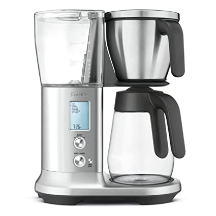 Amazoncom Breville Bdc400 Precision Brewer Coffee Maker With Glass