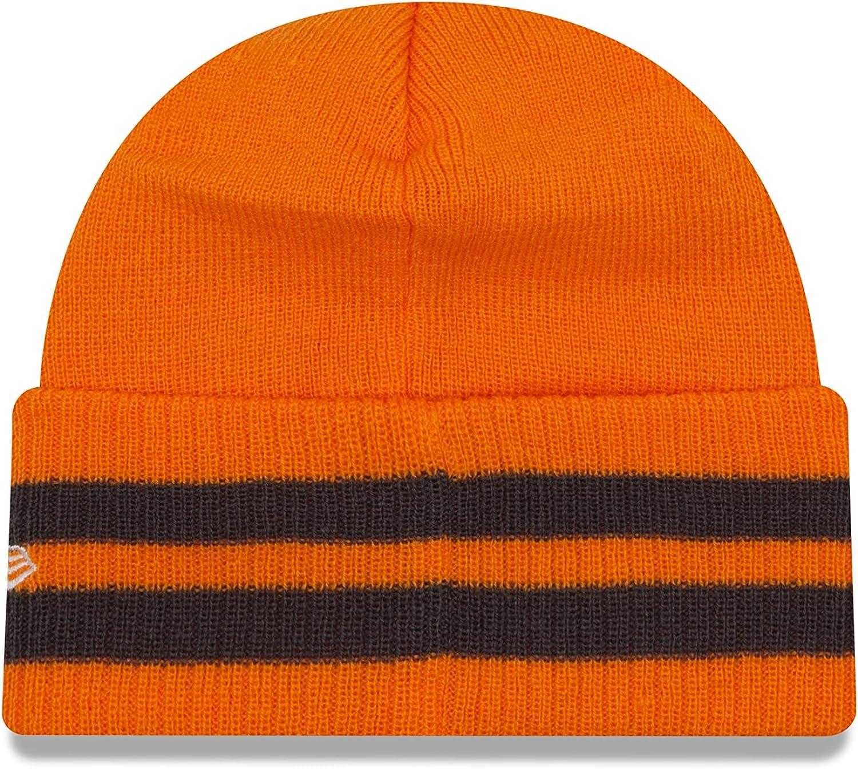New Era NCAA 2 Striped Remix Cuff Knit Beanie