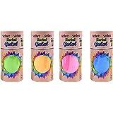 VG Toys & Novelties Vedant Herbal Gulal Holi Colour Powder (4 Box)