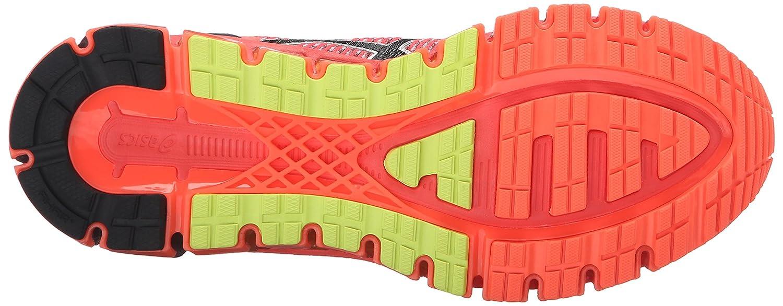 ASICS Women's Gel-Quantum 360 cm Running Shoe B017TFR5GA 8 B(M) US|Flash Coral/Black/Silver