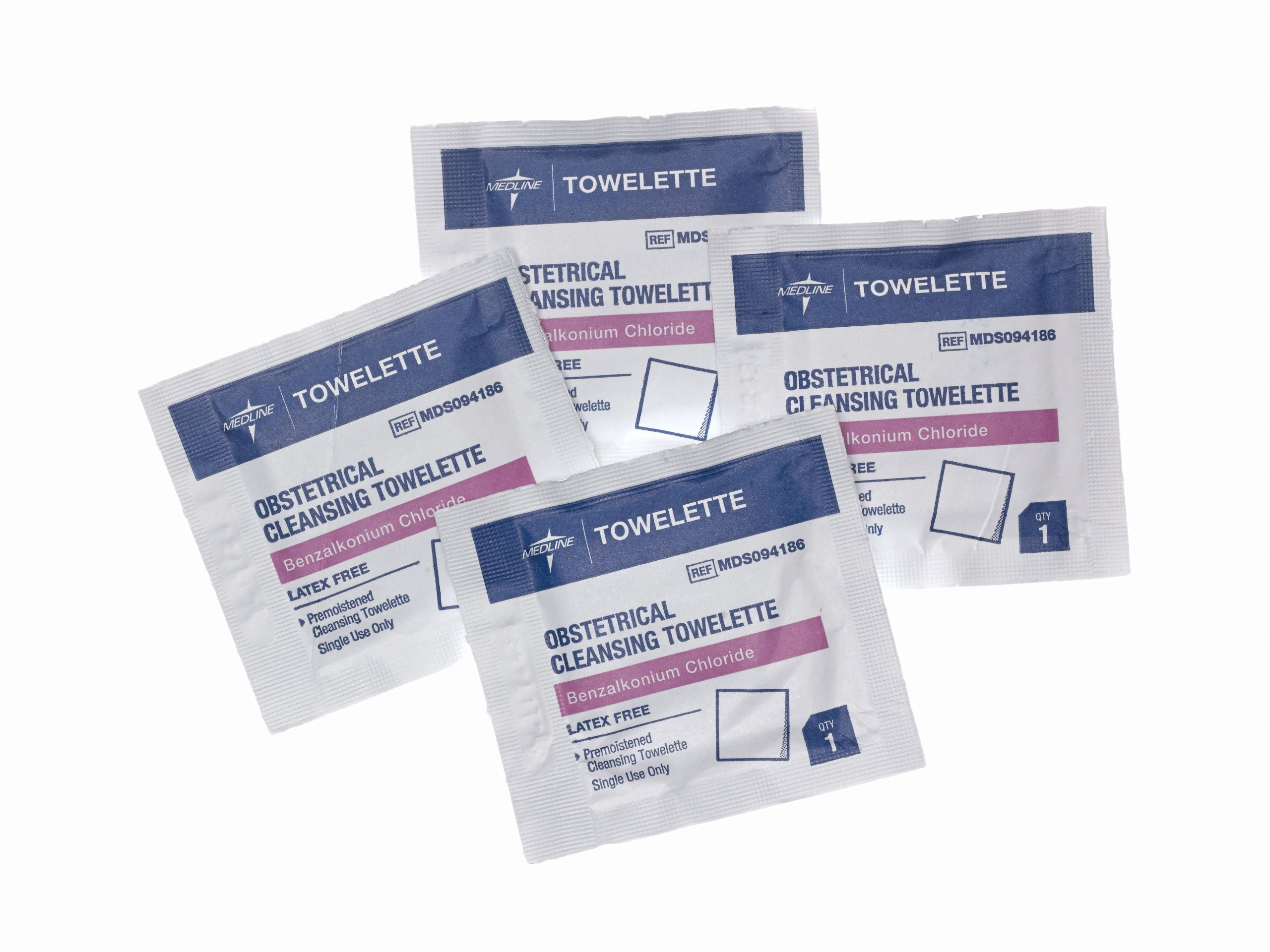 Medline MDS094186 Obstetrical Latex Free