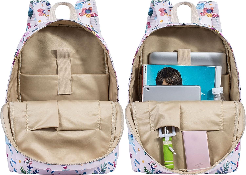 Leaper School Backpack Animals-Beige