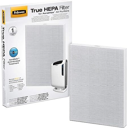 Fellowes True Hepa - Filtro para purificador de aire AeraMax DX-95 ...