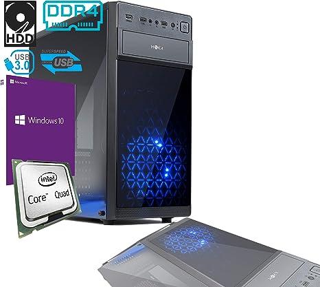 RGDigital - Línea Office Ordenador de sobremesa Intel Quad Core 2 ...
