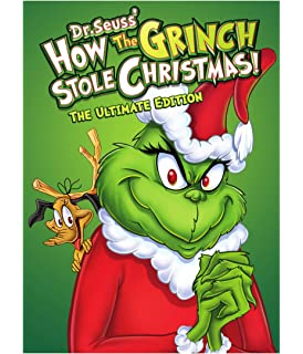 how the grinch stole christmas the ultimate edition - How The Grinch Stole Christmas Putlocker