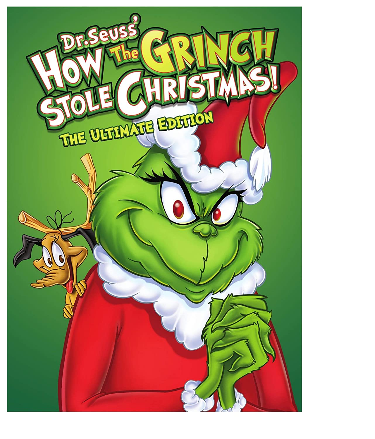 How The Grinch Stole Christmas Dvd Release Date 2020 Amazon.com: How the Grinch Stole Christmas: Ultimate Edition (DVD