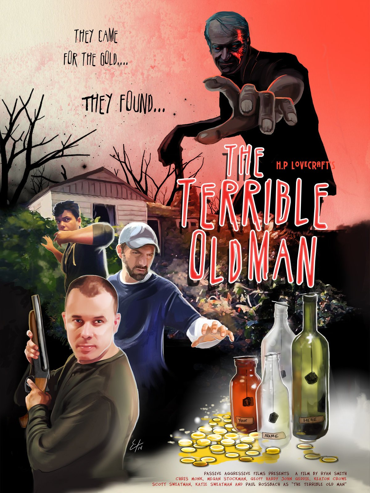 Amazon com: Watch The Terrible Old Man | Prime Video