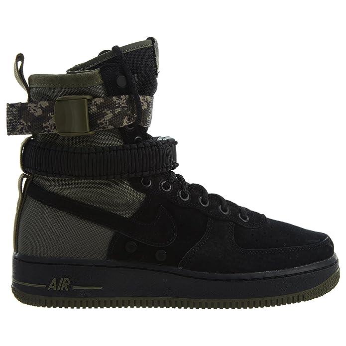 Buy Nike Men's SF Air Force 1 Black