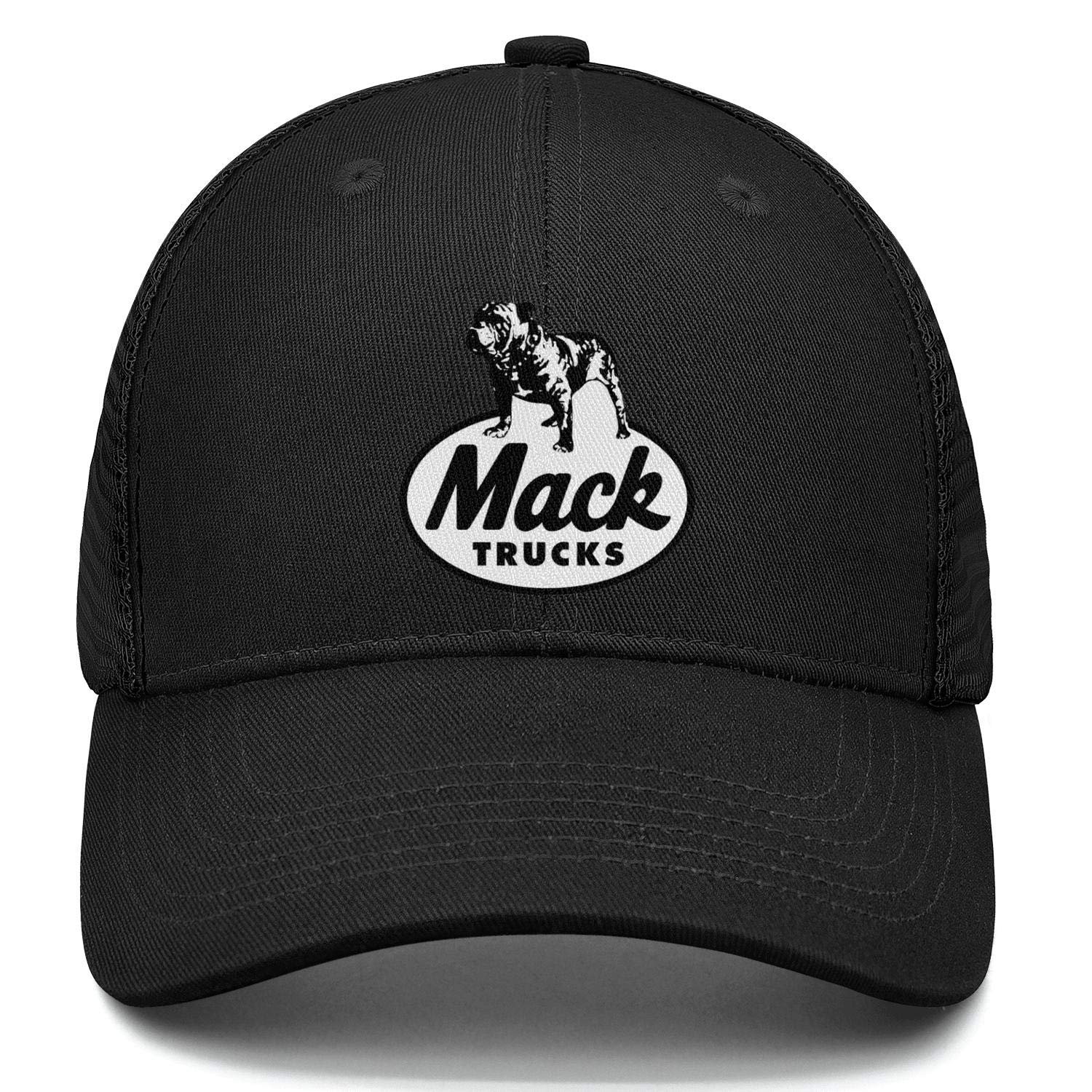 Unisex Mack Truck Hat Adjustable Fitted Dad Baseball Cap Trucker Hat Cowboy Hat