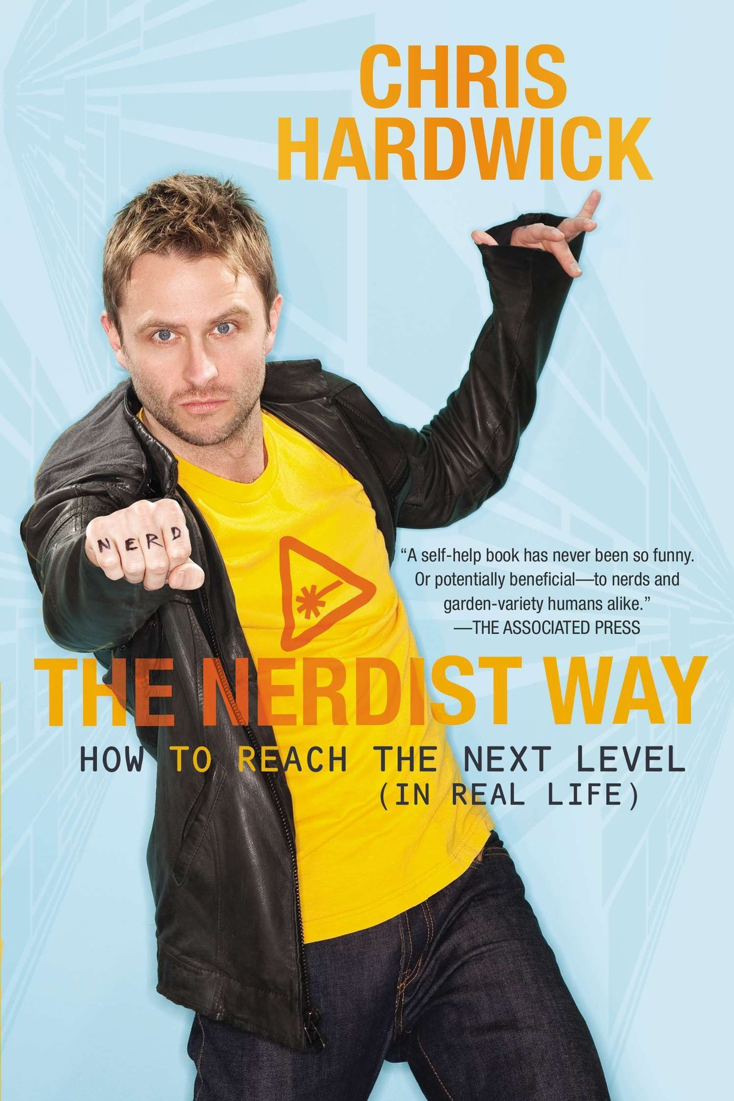 The Nerdist Way: How to Reach the Next Level (In Real Life) pdf