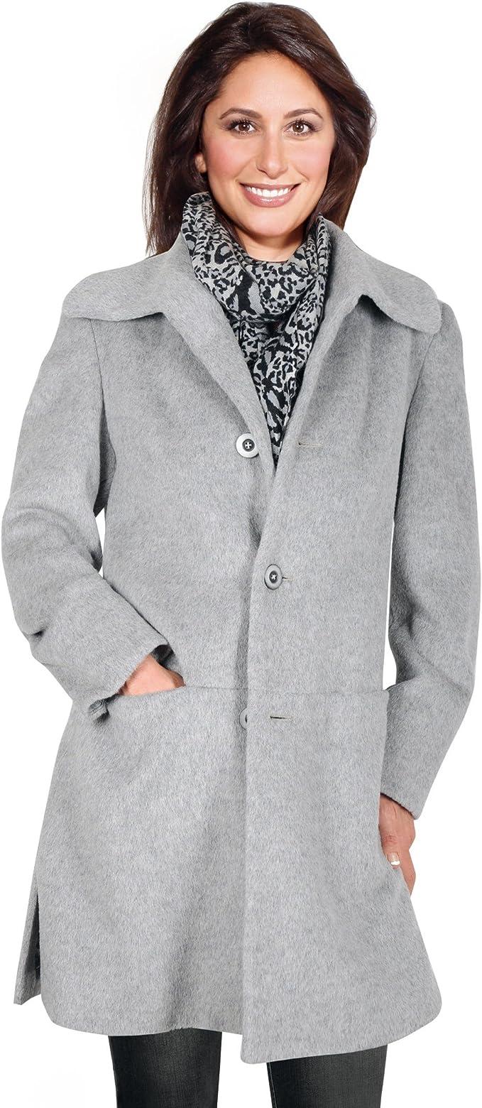 steinbock mantel damen