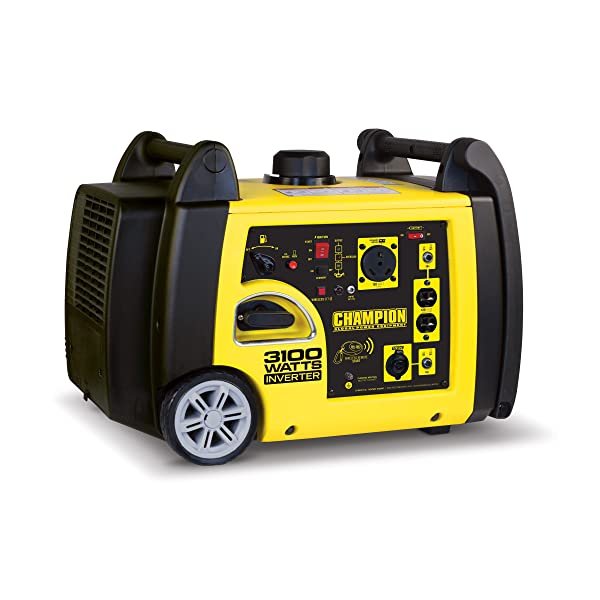 Champion Power Equipment 3,100 Watt Portable Inverter Generator