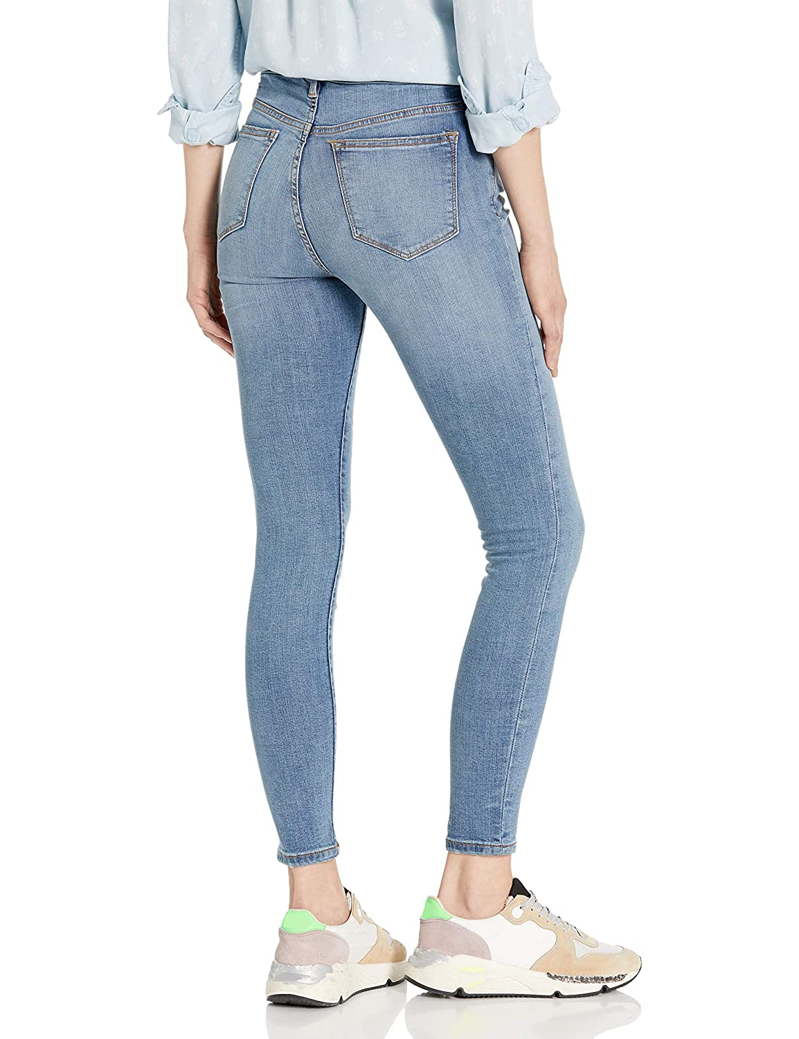 Goodthreads Mid-Rise Skinny Jeans Donna Marchio
