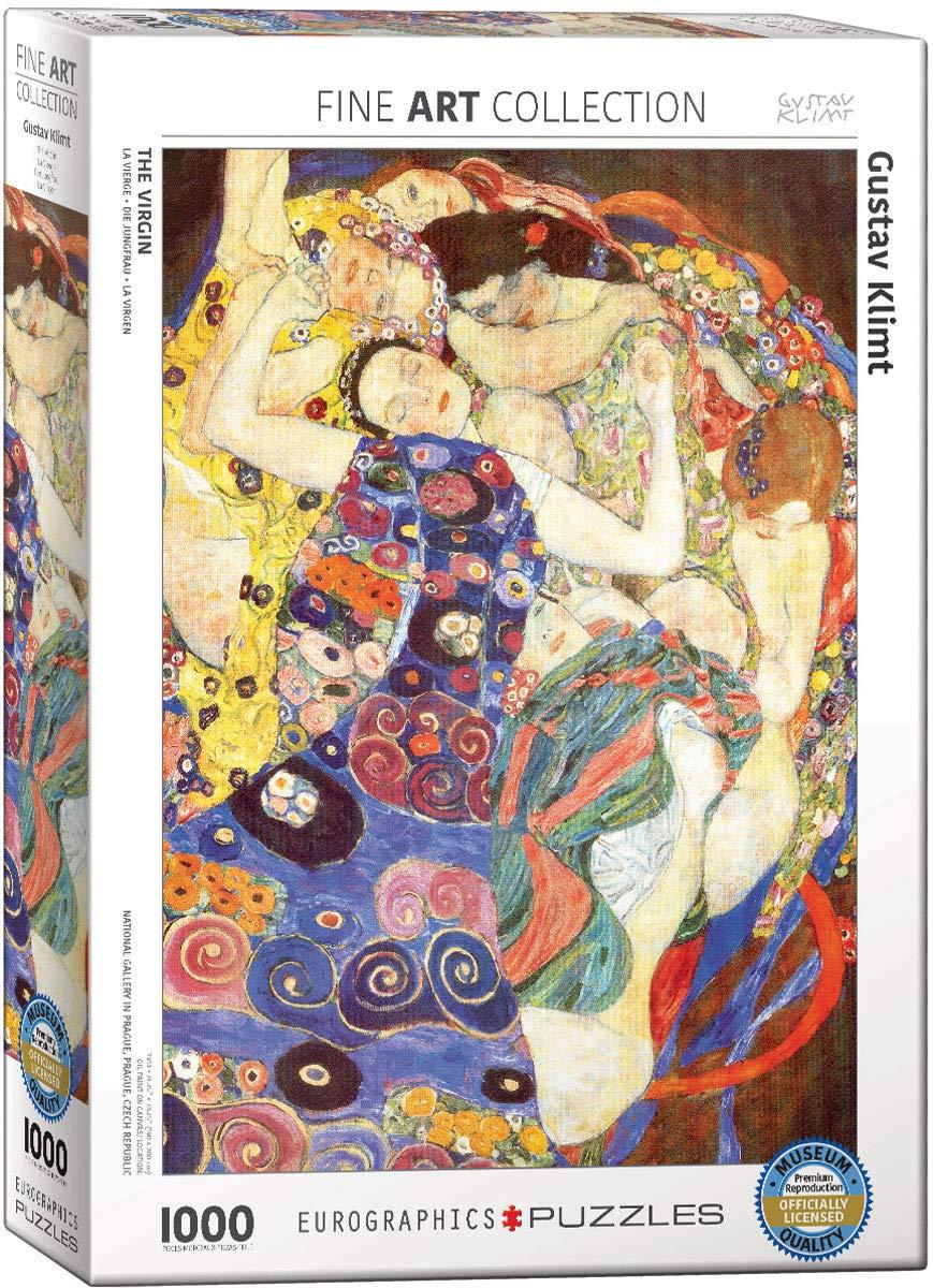EuroGraphics Klimt The Virgin Puzzle (1000-Piece) (6000-3693)