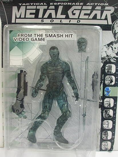 Metal Gear Solid Ninja Optic Camoflauge Action Figure