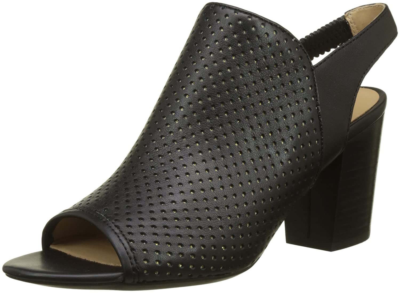 Geox Women's D Sandals Eudora Sandals D 36 EU/5 M US|Black/ GOLD B0767NJPLG 1e542a